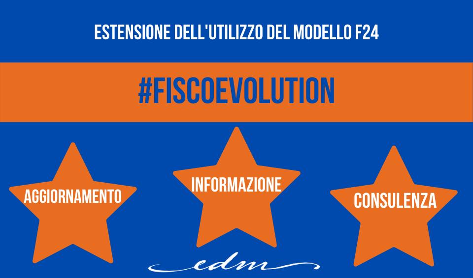 Estensione F24